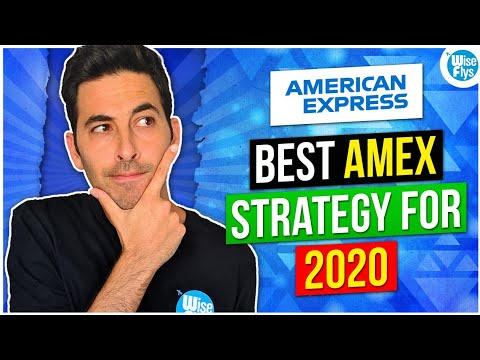 The Best Amex Credit Card Strategy For More Points In 2020