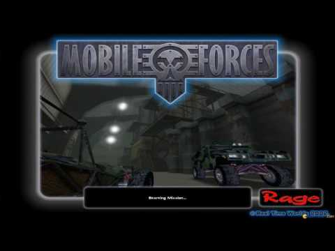 Mobile Forces Gameplay (PC Game, 2002)