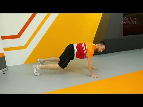 How to prepare your body for physical activity (Active Health Warm-Up for Adult)?