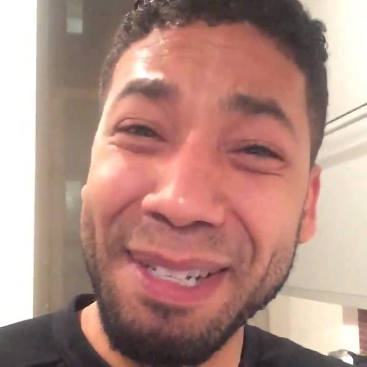 Image result for jussie smollett funny face
