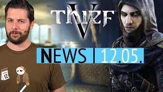 Thief 5 in Entwicklung - Rainbow Six: Siege verschiebt DLC für Reparatur-Offensive - News