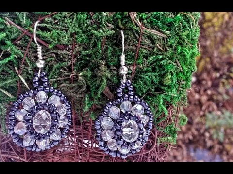 how to make homemade earrings with beads