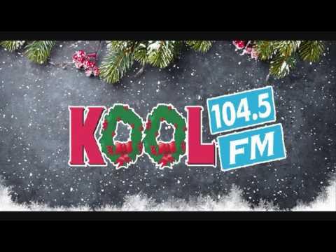 Kool Christmas 104 5 FM Music Aircheck  Pt 1
