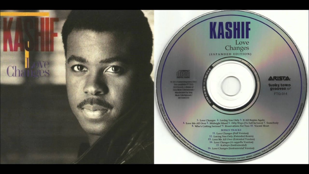 Bl00dwave's 'stay with me . . .' sample of Kashif's
