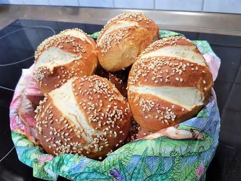 Супер булочки-брецели !!! Немецкие Laugenweck!!!