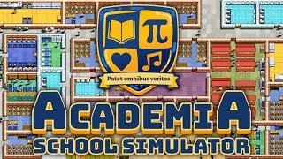 Academia School Simulator - Child Prison Architect
