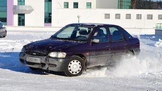 Ford Escort 1997, двадцать лет в одних руках!!