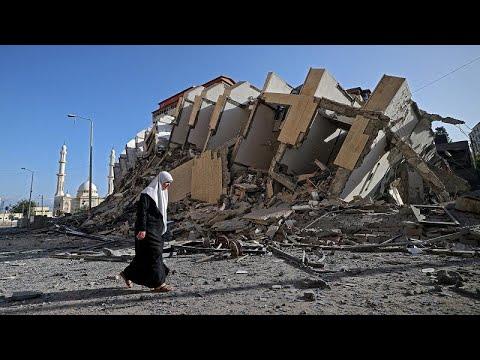 شاهد: دمار كبير في غزة ومدن إسرائيلية وسط استمرار التصعيد…  - نشر قبل 23 دقيقة