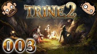Let's Play Together Trine 2 #003 - Sprung in unerreichte Höhen [720p] [deutsch]
