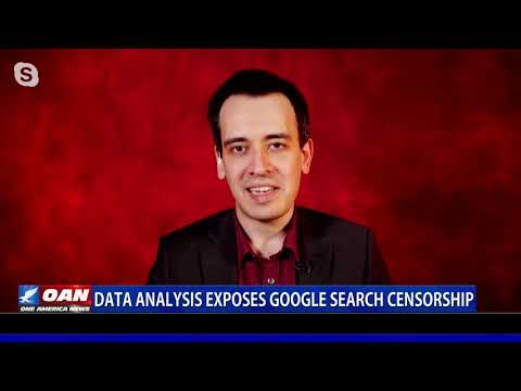 Data analysis exposes Google search censorship