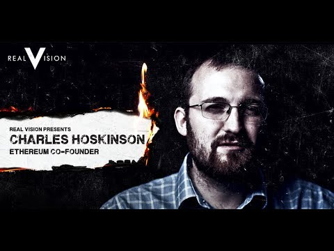 Ethereum Co-Founder Charles Hoskinson Video | ICOs and the Future of Investing