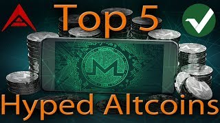Top 5 Hyped Altcoins That Could Explode... Or Implode