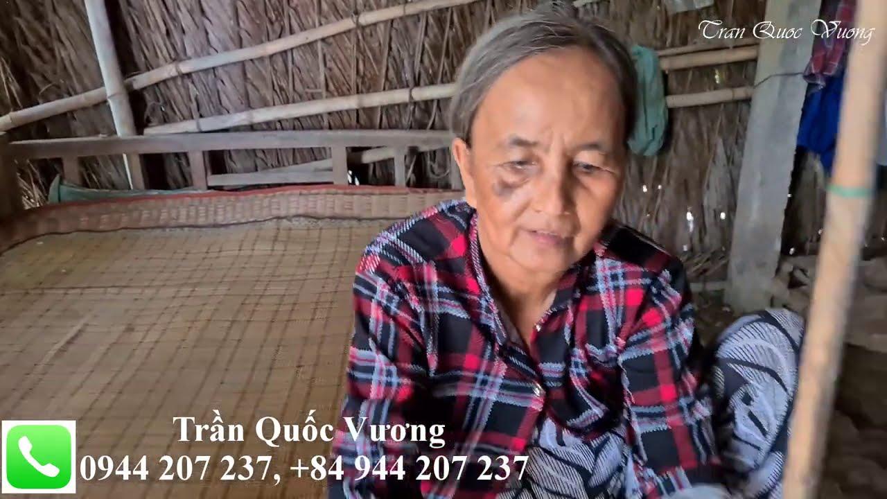 Cô Mào Nhà Nghèo Sập Xệ Phía Sau Đồng Ruộng Quanh Năm Ăn Uống Bằng Nước Sông Nước Mương | 23/9/2020