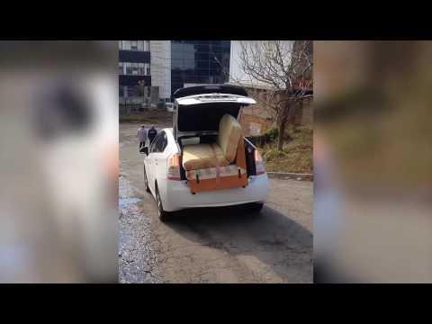 Владивосток Приус Грузоперевозка