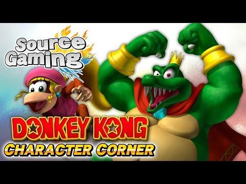 Donkey Kong - Character Corner #3