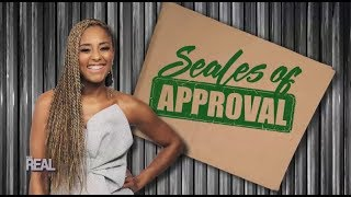 Amanda Seales Gives Her Seal of Approval!
