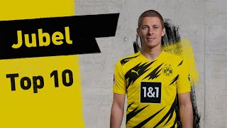 TOP 10: BVB-Celebrations! | With Hazard, Haaland & Co.!