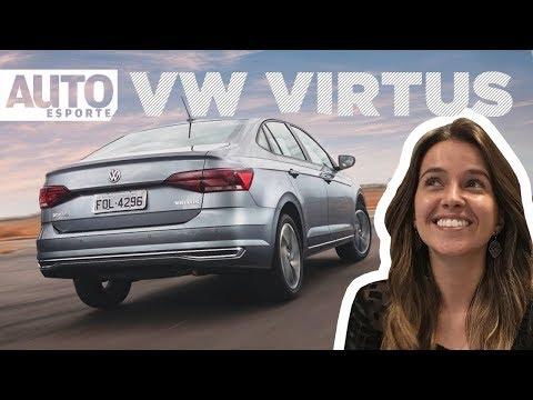 Volkswagen Virtus: conheça o sedã do Polo