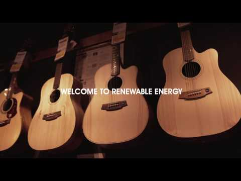 Congratulations Kosmic Sound - Welcome to Renewable Energy