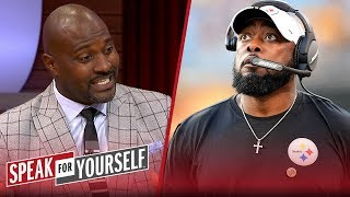 marcellus-wiley-on-mike-tomlin-s-job-security-after-losing-big-ben-nfl-speak-for-yourself
