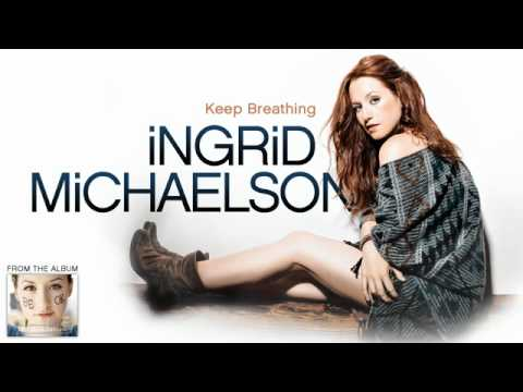 Клип Ingrid Michaelson - Keep Breathing