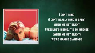 Robyn - Between The Lines (Full Lyrics)