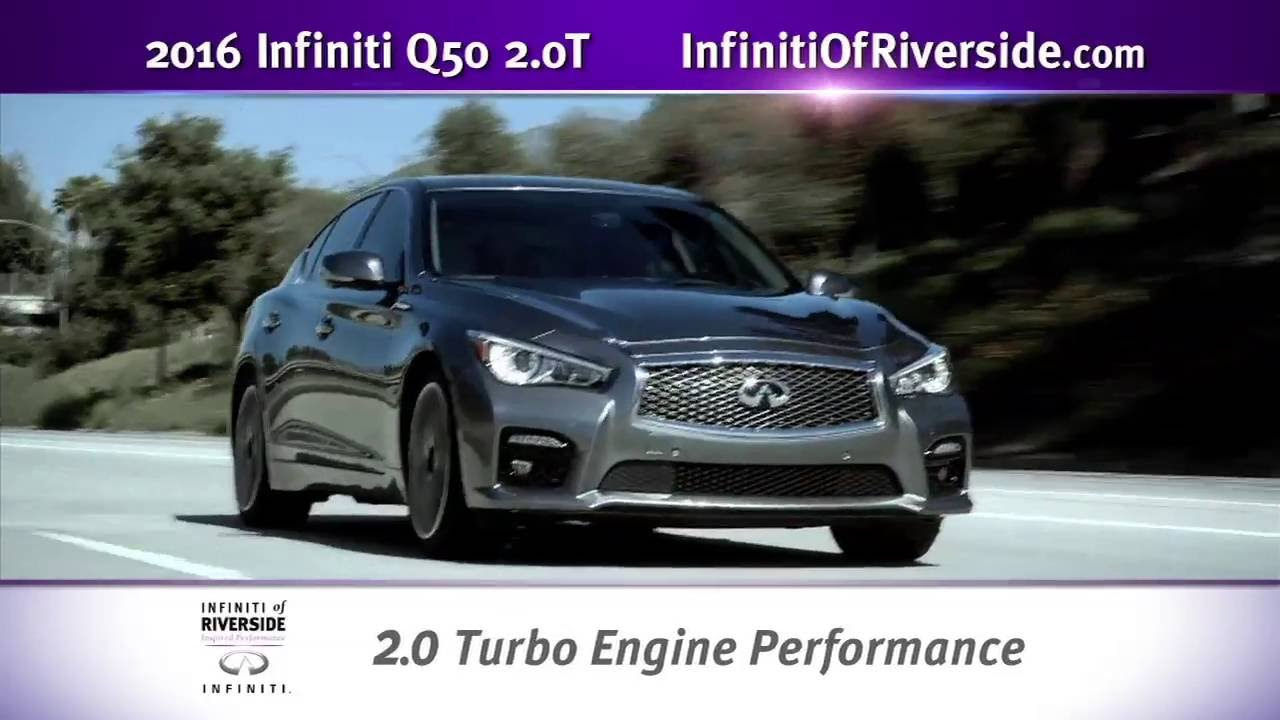 Infiniti Of Riverside >> Infiniti Of Riverside Q50t Lease Offer Youtube
