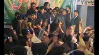 Zainab Bint -e- Ali - Noha - Shahid Baltistani - 26 Safar 2009 Shab Bedari Peshawar (23/29)