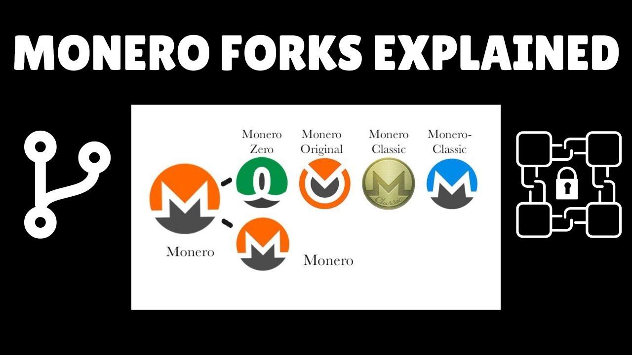 Monero (XMR) Forks Explained (Monero Classic, Monero Zero, Monero Original, Monero-Classic)