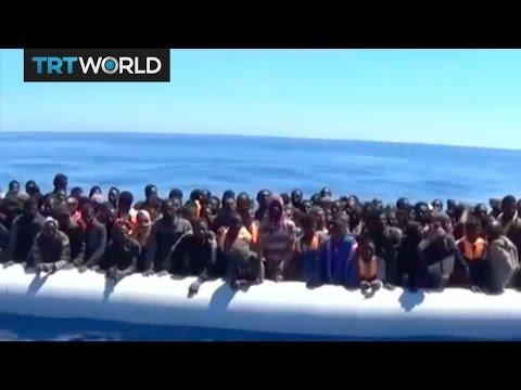 Italian Coast Guard rescues more than 2,000 migrants off Libya coast