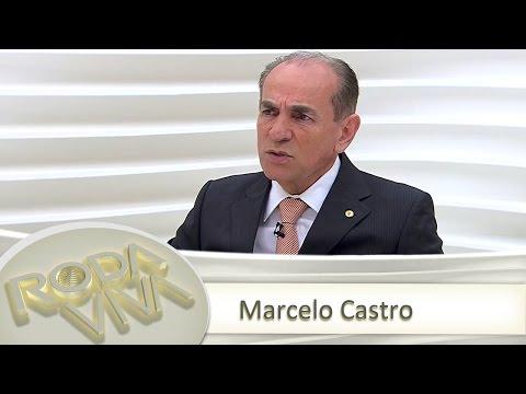 Roda Viva Marcelo Castro - 2015