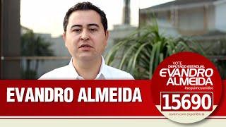 Evandro Almeida TV - Pedido de voto Evandro