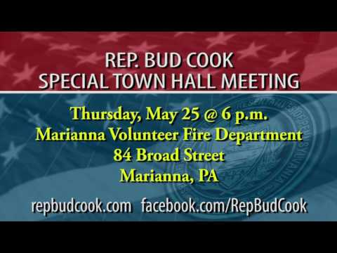 Town Hall For The 49th District