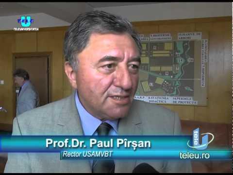 TeleU: Burse doctorale și postdoctorale la USAMVBT