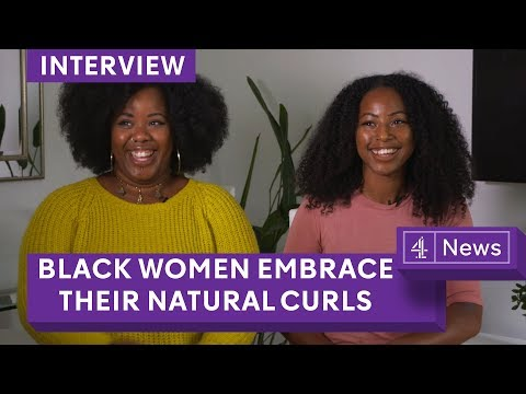 Black British Women And The Natural Hair Movement | Identity |