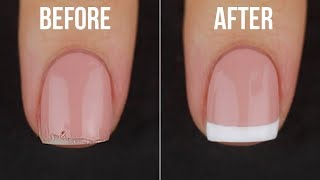 Tricks for Covering Chipped Nail Polish (How to Make Your Manicure Last Longer!) || KELLI MARISSA