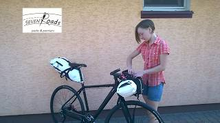 Waterproof handlebar system  How to use