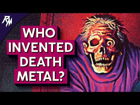 Who Invented Death Metal? (Metal Documentary)