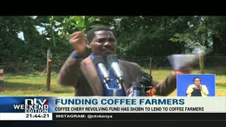 CS Munya reads mischief in coffee societies denying farmers loans