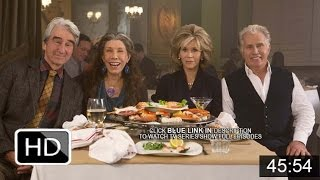 Grace and Frankie Season 2 Episode 9 [The Goodbyes] Full Episode
