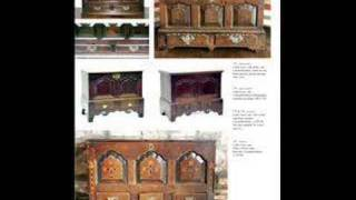 Welsh Furniture 1250-1950 A Cultural History Craftsmanship