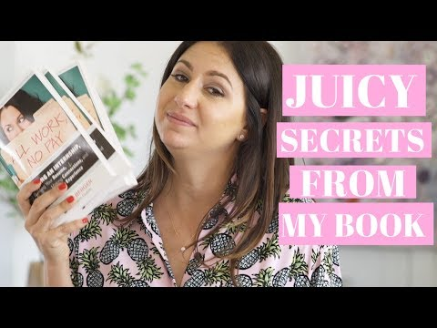 Spilling JUICY Secrets From My Book! + GIVEAWAY | The Intern Queen