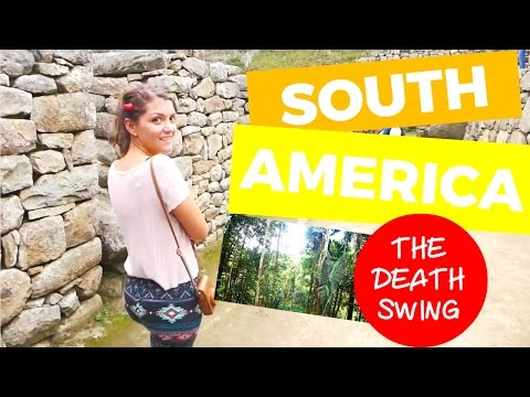 BACKPACKING IN SOUTH AMERICA – BEST PLACES FROM COLOMBIA TO ARGENTINA✈ #TRAVEL