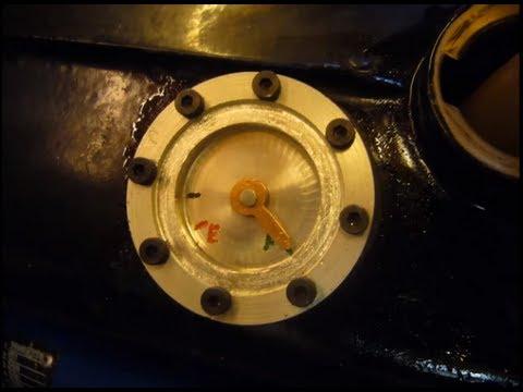 homemade fuel gauge youtube rh youtube com