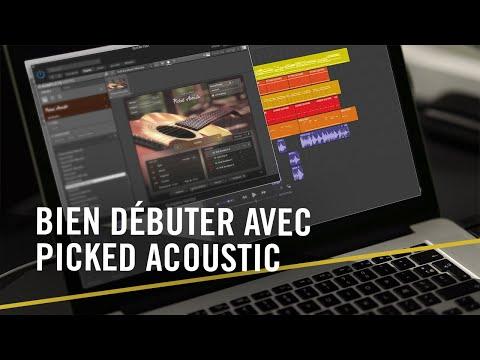 Bien débuter avec la guitare hybride PICKED ACOUSTIC | Tutoriel Native Instruments