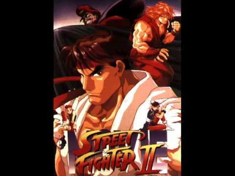 Street Fighter 2 Movie Itoshisa To Setsunasa To Kokoro Tsuyosa To OST