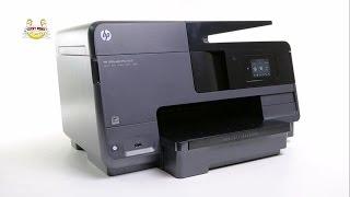 Обзор МФУ HP Officejet Pro 8610
