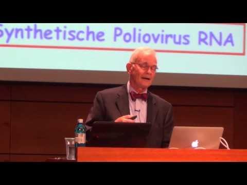 DNA 60   DNA -- die aufregendste chemische Verbindung der Natur   Prof. Eckard Wimmer
