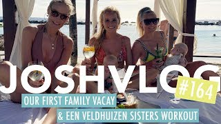 OUR FIRST FAMILY VACAY | JOSHVLOG#164