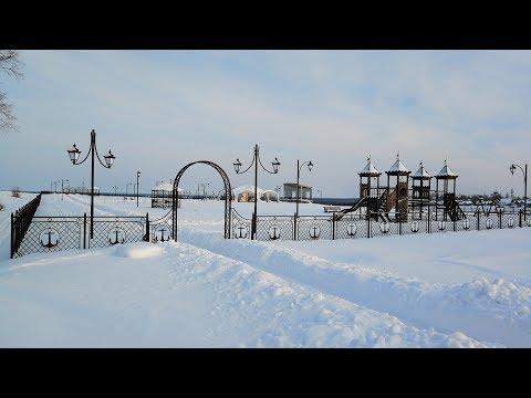 Вид на реку Хопер со смотровой площадки города Новохоперска